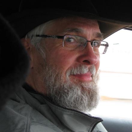 20140915 Hugh in truck