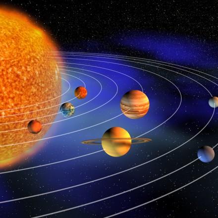 solar system paths - photo #39