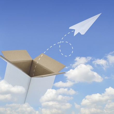 Think Outside The Box For Business Success